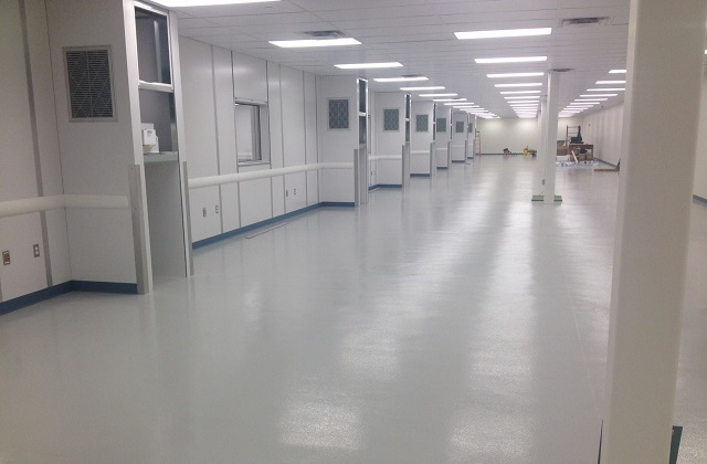Pharmaceutical Flooring | Stonhard